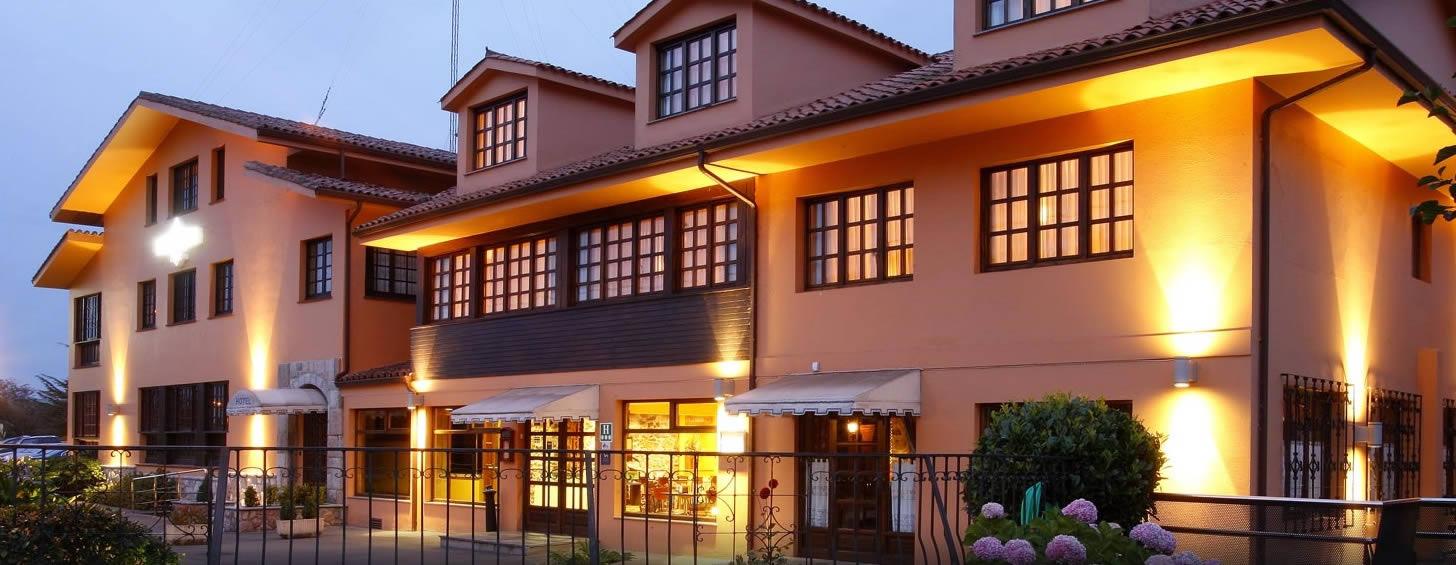 Bienvenido a Hotel Marques de la Moral